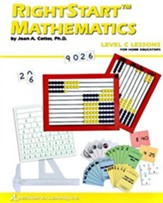 RightStart Math Level C Lessons for  Home Educators, 1st Edition