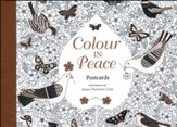 Colour in Peace: Postcards