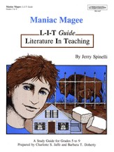Maniac Magee L-I-T Study Guide