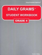 Daily Grams Grade 4 Workbook