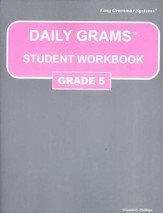 Daily Grams Grade 5 Workbook