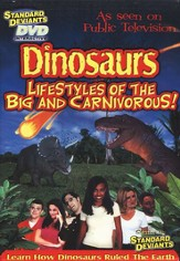 Dinosaurs: Lifestyles of the Big and Carnivorous! DVD