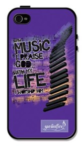 With My Life, I Worship Him, iPhone 4 Case