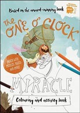 The One O'Clock Miracle Coloring Book