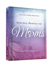 SpiritLed Promises for Moms: Insights from Scripture from the New Modern English Version