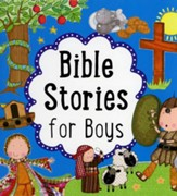 Bible Stories for Boys  - Slightly Imperfect