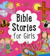 Bible Stories for Girls  - Slightly Imperfect