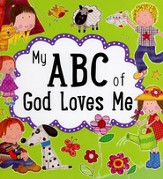 My ABC of God Loves Me  - Slightly Imperfect