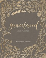 2021 GraceLaced 12-Month Planner
