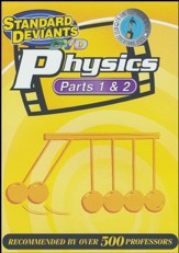 Physics DVD 2-Pack (Physics 1, Physics 2)