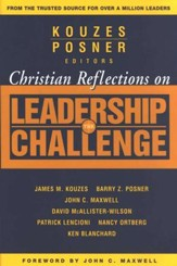 Christian Reflections on The Leadership Challenge  (trade paper)