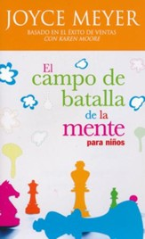 El Campo de Batalla de la Mente para Niños, Ed. Bolsillo  (The Battlefield of the Mind for Kids, Pocket Ed.)