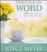 Wake Up To The Word: 365 Devotions To Inspire You Each Day, CD Audio