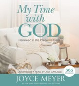 My Time With God, Unabridged Audio CD