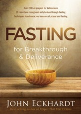 Fasting for Breakthrough & Deliverance