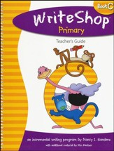 WriteShop Primary Book C