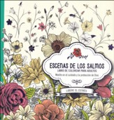 Escenas de los Salmos - Libro de Colorear para Adultos  (Psalms Scenes - Adult Coloring Book)