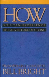 How You Can Experience the Adventure of Giving  - Slightly Imperfect