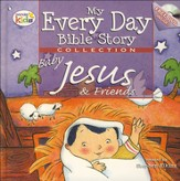 Baby Jesus & Friends--Book and DVD