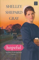 Hopeful: Return to Sugarcreek, Large Print