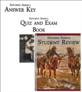 Exploring America Quiz & Exam Pack (Updated Edition)