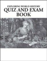 Exploring World History Quiz & Exam Book