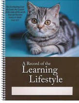 A Record of the Learning Lifestye:  Cat Design (Isaiah 40:28)