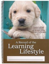 A Record of the Learning Lifestyle:  Dog Design (Psalm 4:8)