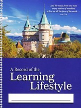 A Record of the Learning Lifestyle:  History Cover (Acts  17:26)