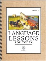 Language Lessons for Today, Grade 5