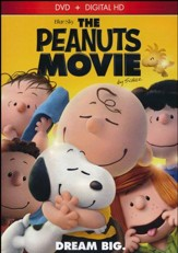 The Peanuts Movie, DVD