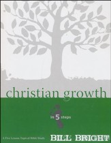 Christian Growth in Five Steps Study Guide