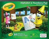 Crayola, Beginning ABC and 123 Tablet
