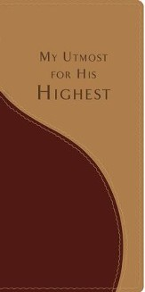 My Utmost for His Highest, Pocket Edition, Imitation Leather