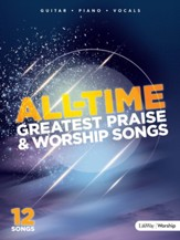 All-Time Greatest Praise and Worship Songs, Songbook