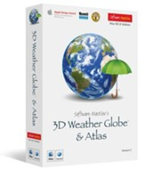 3D Weather Globe & Atlas 1.1 on CD-Rom (Mac OS X  Version)