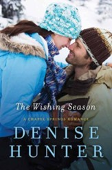 The Wishing Season: A Chapel Springs Romance Large Print