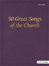 50 Great Songs of the Church, Songbook