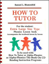 How to  Tutor Large Size Type Student Book