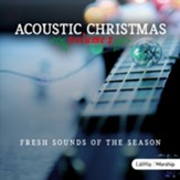 Acoustic Christmas, Volume 1 CD