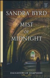 Mist of Midnight: Daughters of Hampshire, Large Print