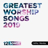 Greatest Worship Songs 2019 CD