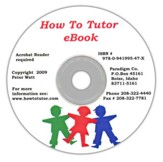 How to Tutor CD-ROM