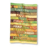 Live Joyfully, Kitchen Towel