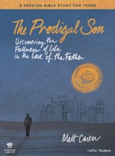 The Prodigal Son, Teen Bible Study Leader Kit
