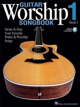 Guitar Worship Songbook, Book 1: Strum & Sing Your Favorite Praise and Worship Songs
