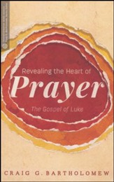 Revealing the Heart of Prayer: The Gospel of Luke