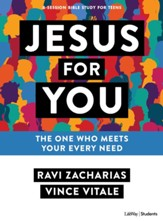 Jesus for You Teen Bible Study Book