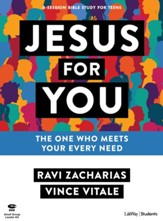 Jesus for You Teen Bible Study Leader Kit