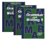 Saxon Grammar & Writing Grade 5 Kit, 1st Edition